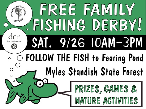fishing derby sign